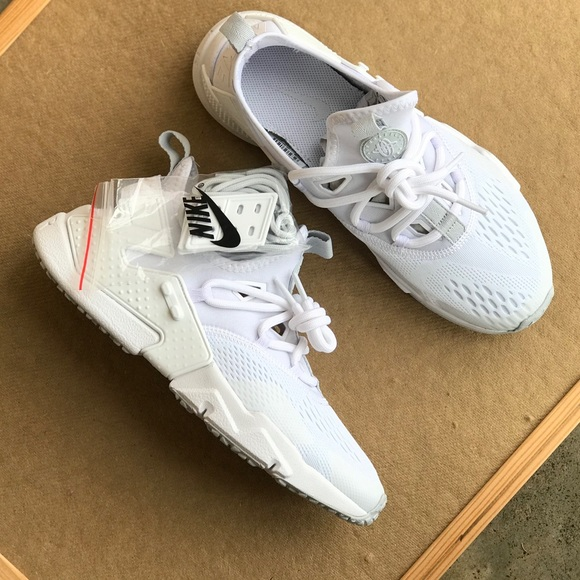 info for 32226 db3f1 Nike Air Huarache drift Ultra BR triple white